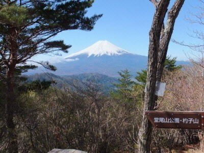 【5/12富士急沿線】倉見山に登りませんか?