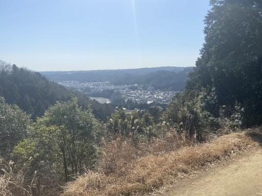 青梅丘陵にてゆるいハイキング