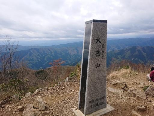 6/5(土)御岳山・大岳山