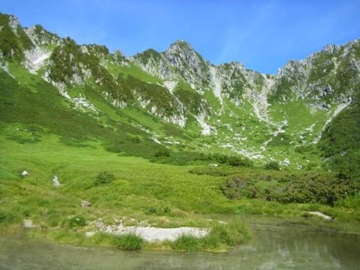 中央アルプス 木曽駒ヶ岳