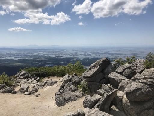[新潟県]8/6(金)五頭山 旧スキー場コース