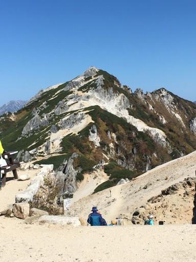中房温泉(燕岳登山口)まで乗合