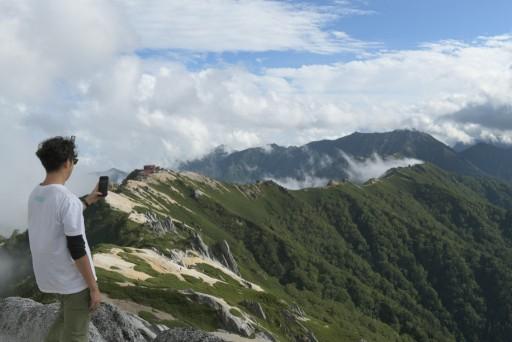 10月2〜3日燕岳100周年燕山荘で一泊🏡