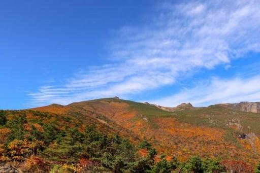 10/10(日)紅葉の安達太良山
