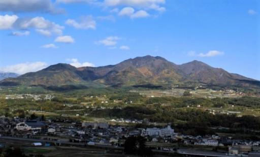 金ヶ岳~茅ヶ岳