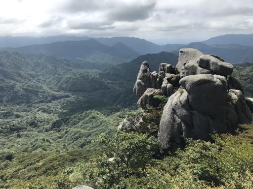 10月23日、竜ヶ岳、鈴鹿セブンマウンテン